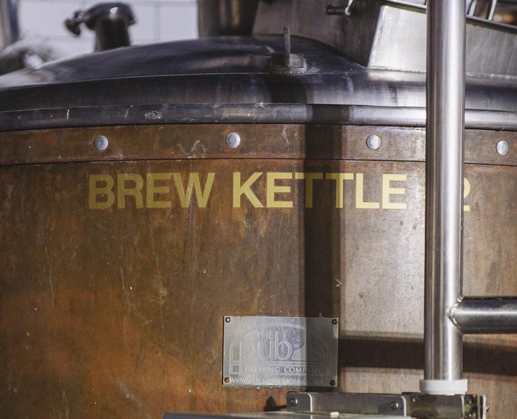 beer brew kettle
