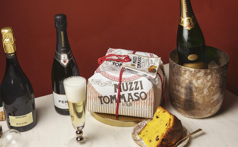 Panettone and Wine Pair
