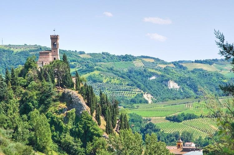 Emilia Romagna landscape