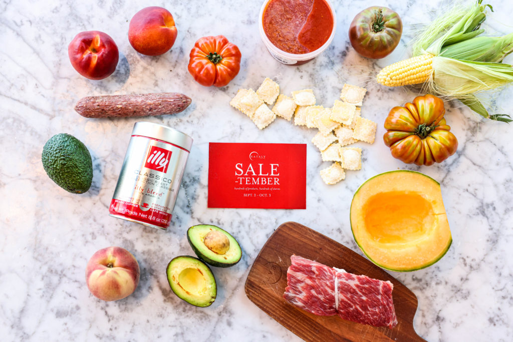 Eataly Toronto Sale-tember week two pop-up offers