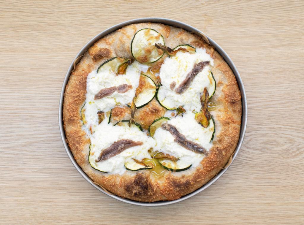 torino skillet pizza