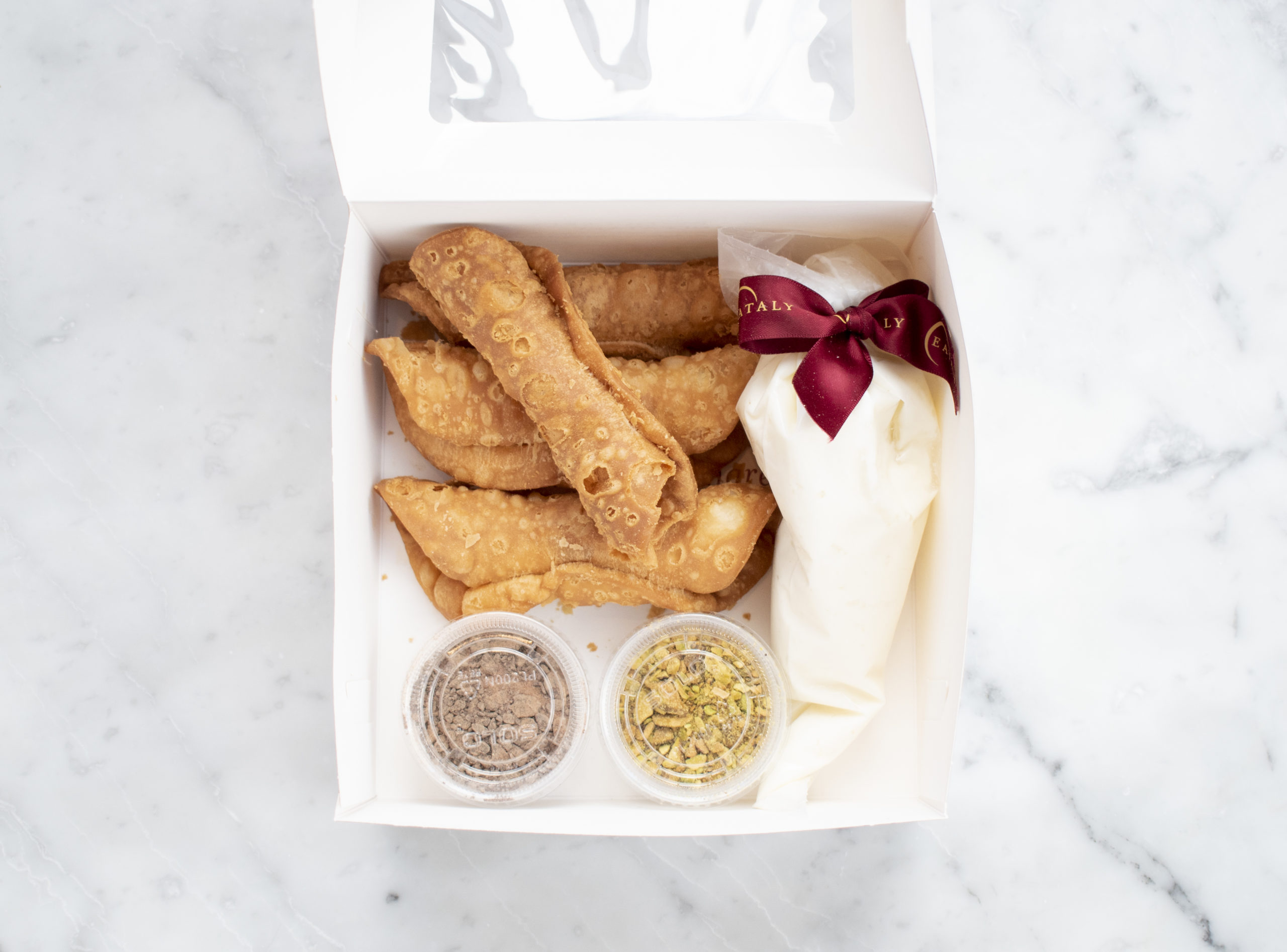 make your own cannoli kit