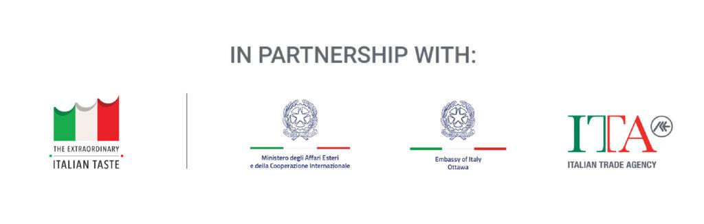 Italian Trade Agency logos