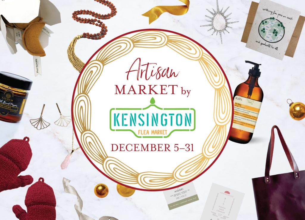 artisan market by kensington flea
