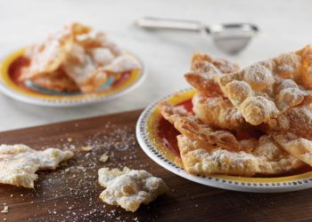 carnevale fritters