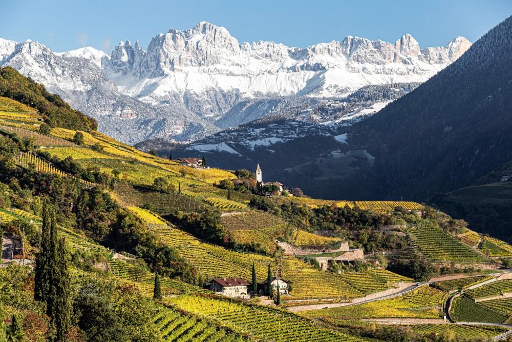 Mountains of Alto Adige