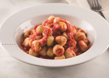 Bowl of Gnocchi al Pomodoro Piccante