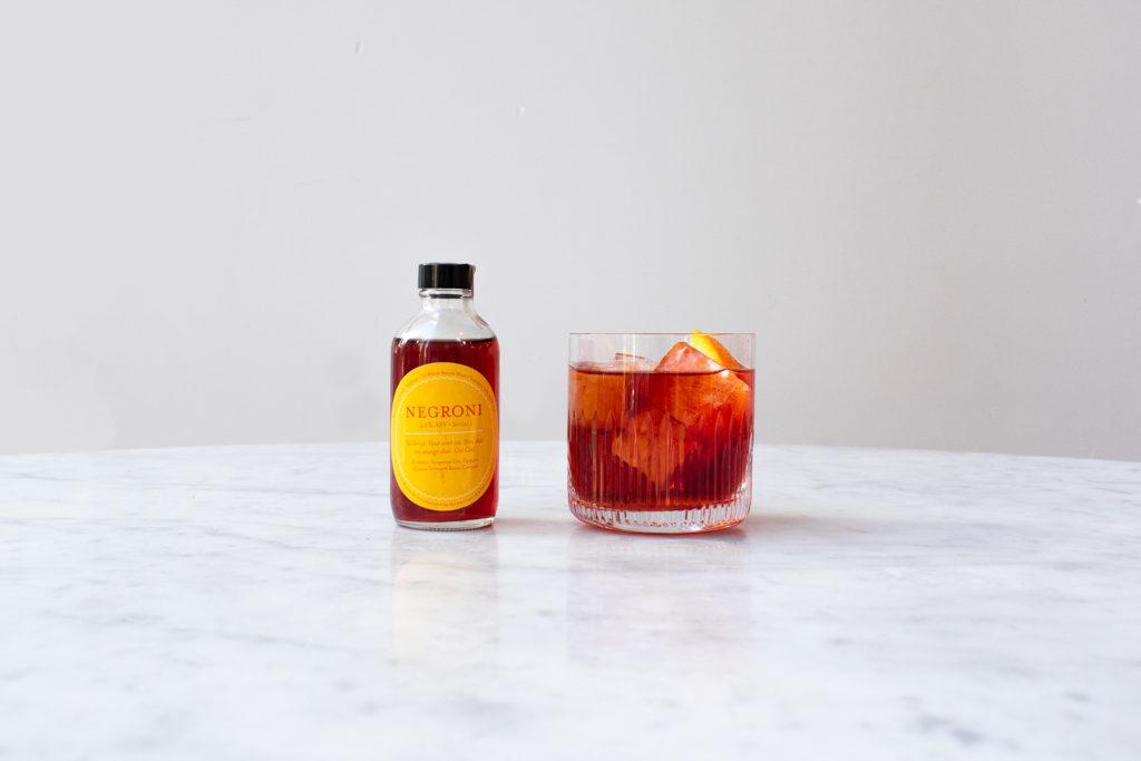 Eataly Negroni Cocktail To-Go